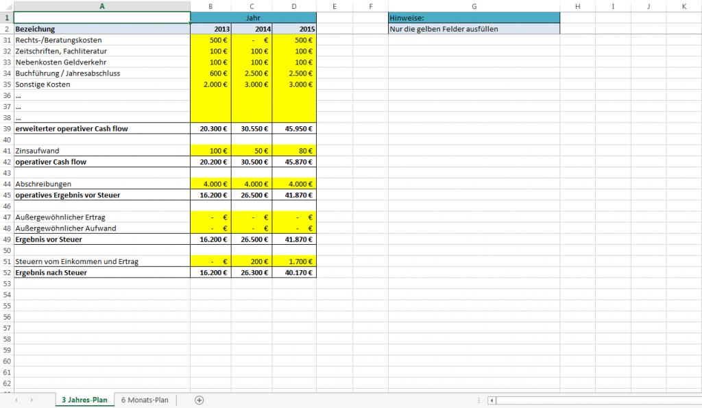 Excel-Vorlage-Rentabilitaetsplanung-5