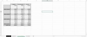Excel-Vorlage-Verpflegungsmehraufwendungen-Kilometerpauschale-Zusammenfassung