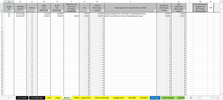 Screenshot-Excel-Vorlage-Einnahmen-Ueberschuss-Rechnung-EUeR-2016-Bewirt