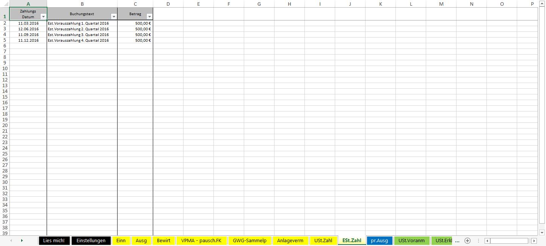 Screenshot-Excel-Vorlage-Einnahmen-Ueberschuss-Rechnung-EUeR-2016-ESt-Zahl