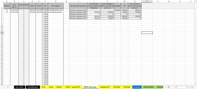 Screenshot-Excel-Vorlage-Einnahmen-Ueberschuss-Rechnung-EUeR-2016-GWG