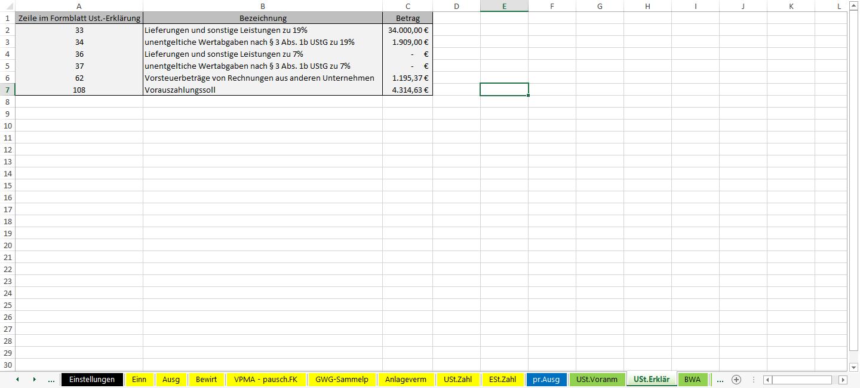 Screenshot-Excel-Vorlage-Einnahmen-Ueberschuss-Rechnung-EUeR-2016-USt-Erklaerung