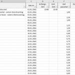 Excel-Vorlage-Projekt-Kalkulation-Controlling-IST-Erfassung