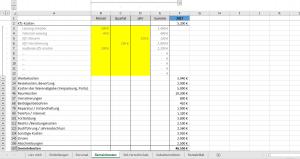Excel-Vorlage-Stundenverrechnungssatz-Gemeinkosten