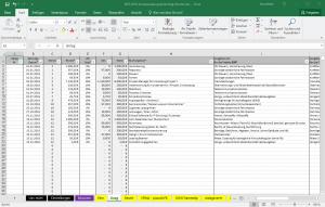 Screenshot-Excel-Vorlage-EUeR-2018-Ausgaben