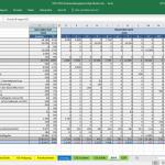 Screenshot-Excel-Vorlage-EUeR-2018-Betriebswirtschaftliche Auswertung