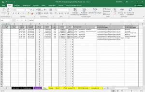 Screenshot-Excel-Vorlage-EUeR-2018-Einnahmen