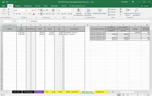 Screenshot-Excel-Vorlage-EUeR-2018-GWG-Sammelposten