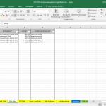 Screenshot-Excel-Vorlage-EUeR-2018-Umsatzsteuer