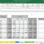 Screenshot-Excel-Vorlage-EUeR-2019-Umsatzsteuer-Voranmeldung