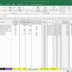 Screenshot-Excel-Vorlage-EUeR-2020-Verpflegungsmehraufwendungen-Kilometerpauschale